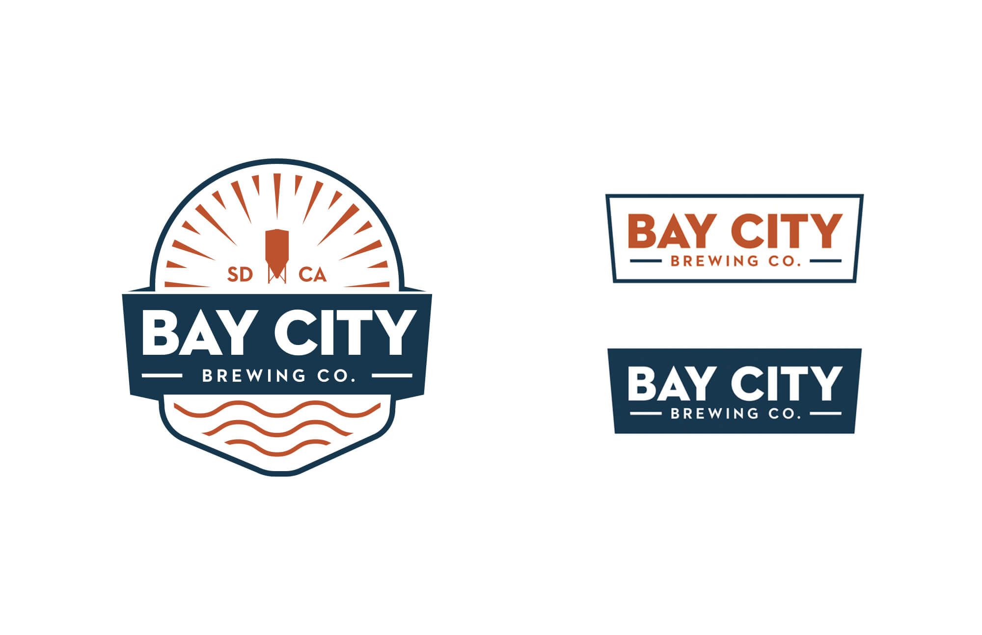 bay-city-brewing-logo-design