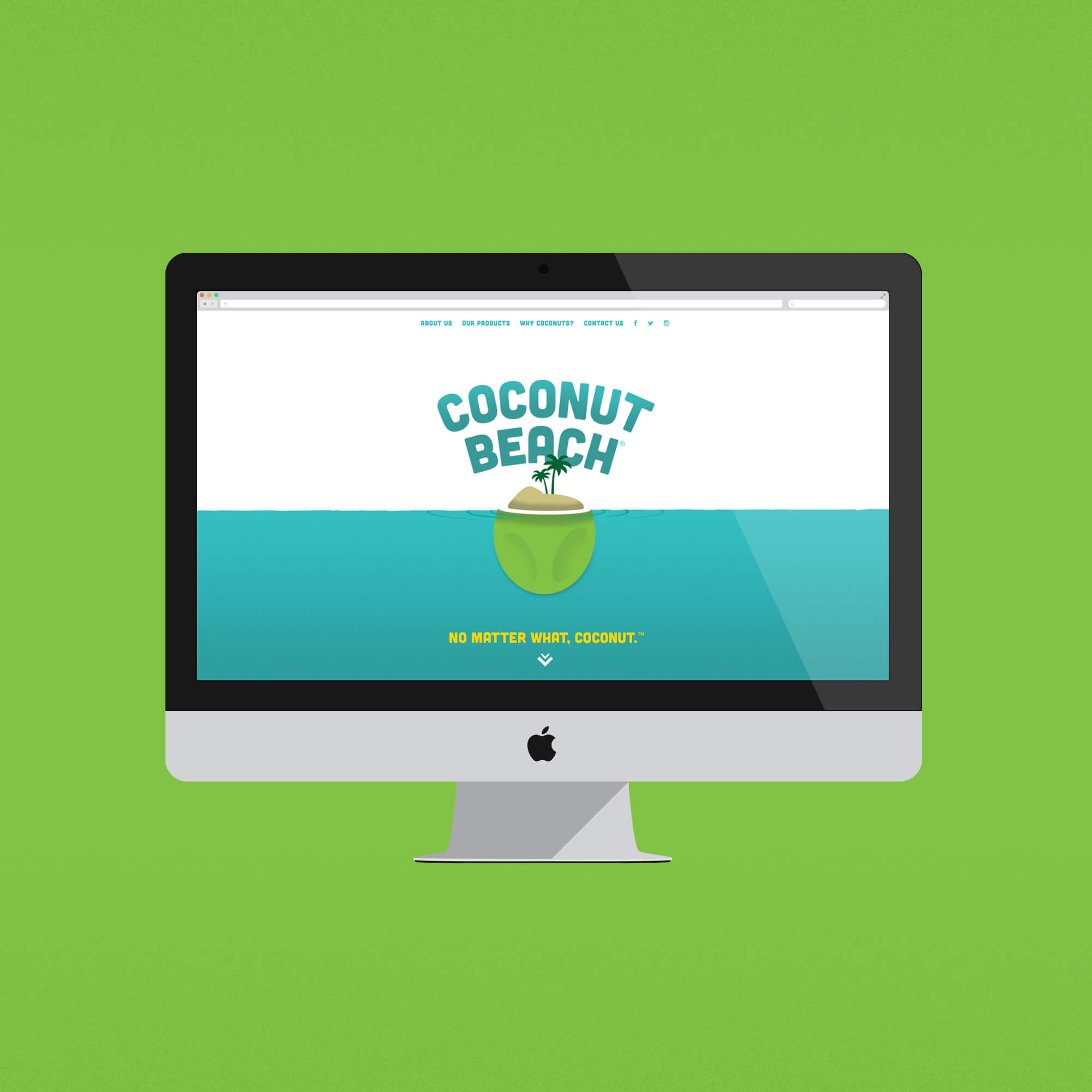 coconut-beach-website