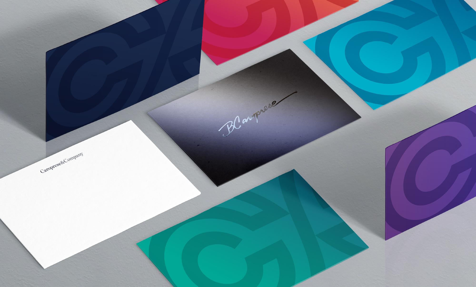 Caroprese & Company Postcards