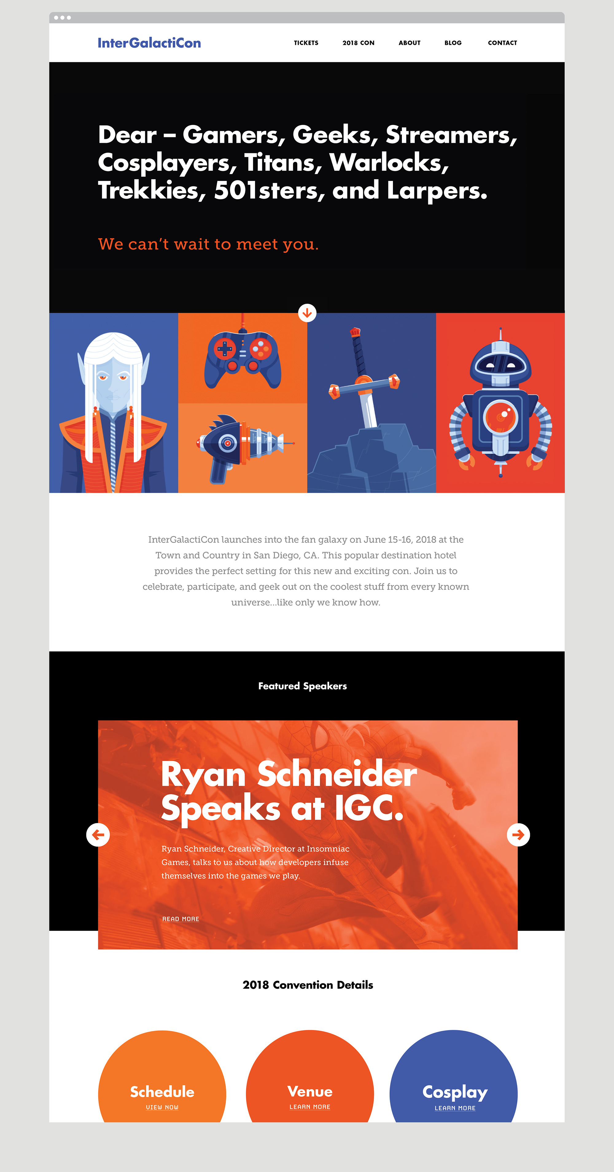 COMIC-CONFERENCE-BRANDING-WEBSITE-FLAT-1